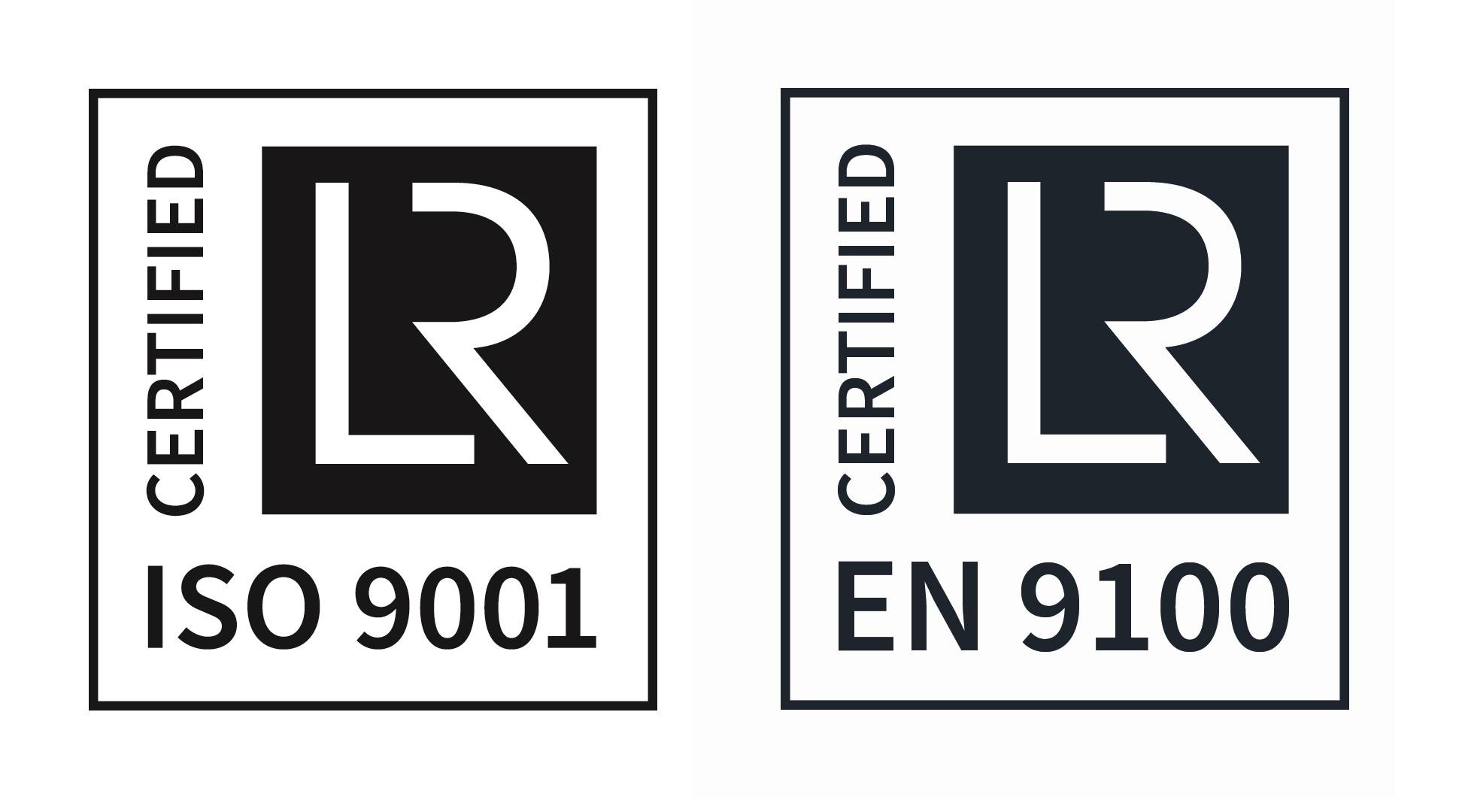 Renouvellement ISO et EN laser et faisceau d'électrons